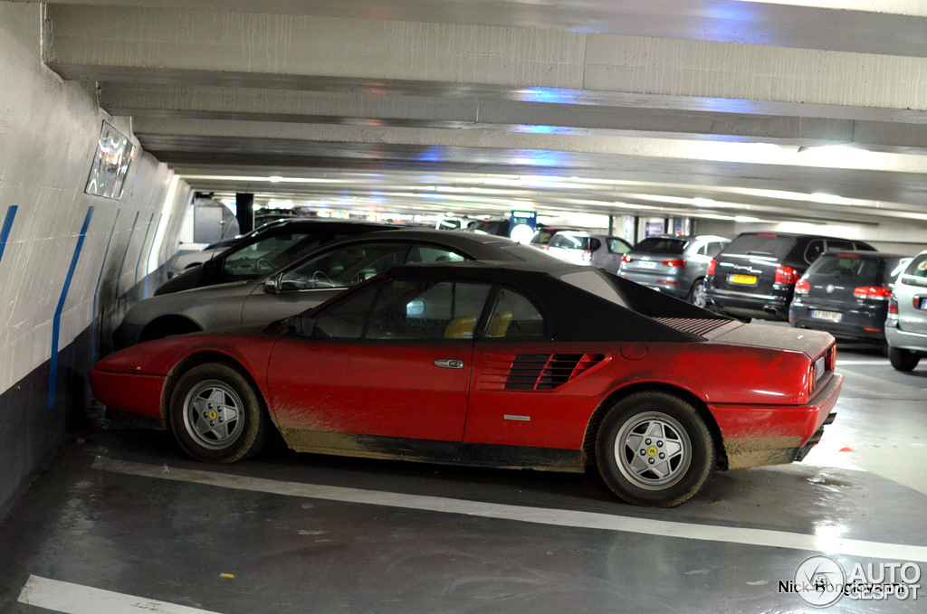 ferrari mondial 3 2 cabriolet 4 may 2012 autogespot. Black Bedroom Furniture Sets. Home Design Ideas