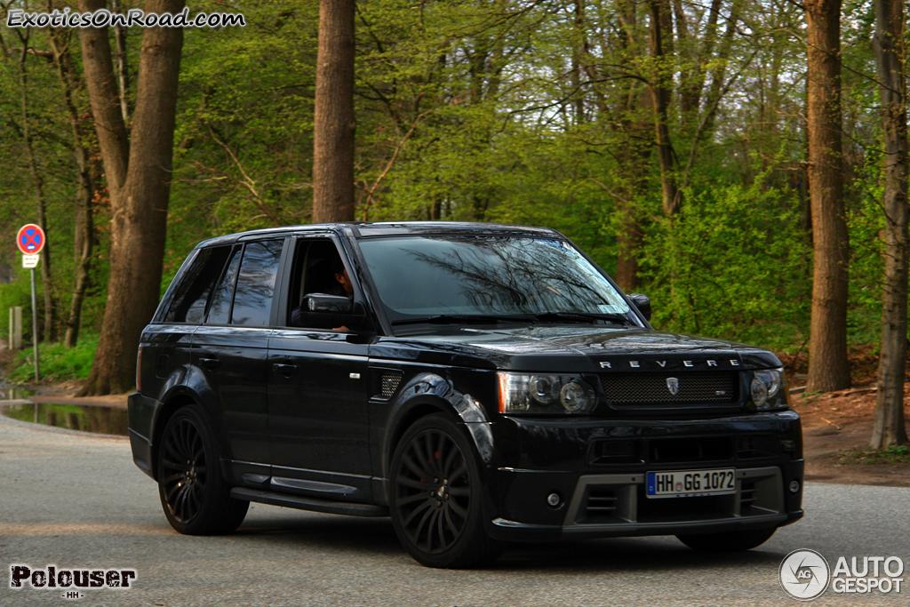 Land Rover Range Rover Sport Revere Hsr 7 May 2012