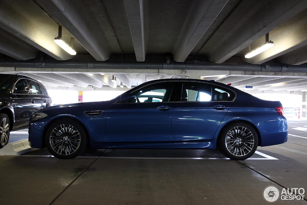 BMW M5 F10 5