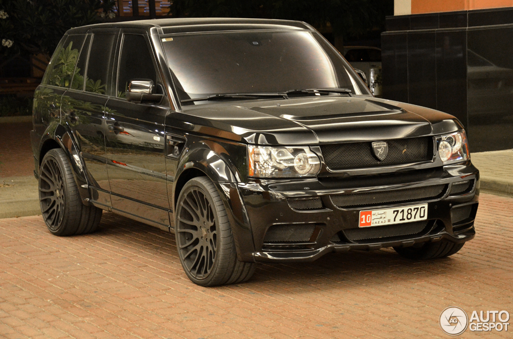 land rover hamann range rover sport conqueror ii 16 may 2012 autogespot. Black Bedroom Furniture Sets. Home Design Ideas
