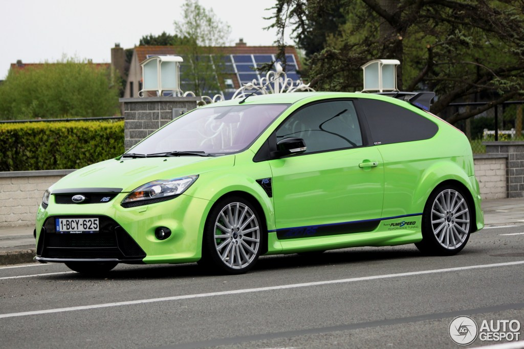 ford focus rs 400 puma speed performance edition 17 may 2012 autogespot. Black Bedroom Furniture Sets. Home Design Ideas