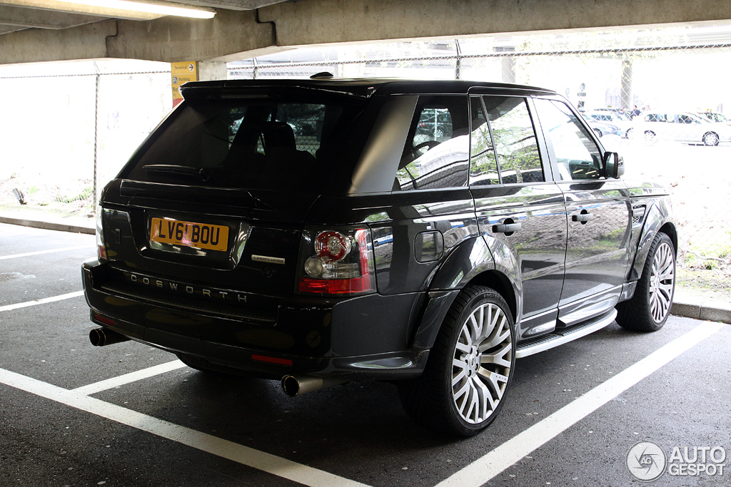 Land Rover Range Rover Sport Supercharged Project Kahn RS600