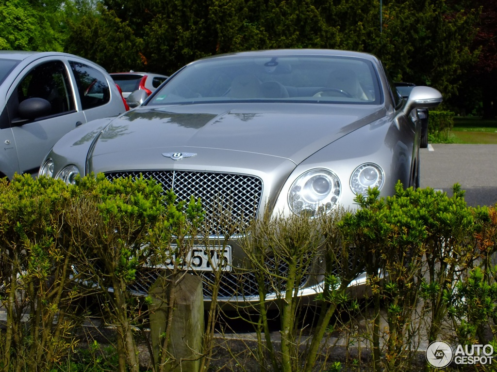 Bentley Continental GT 2012 5