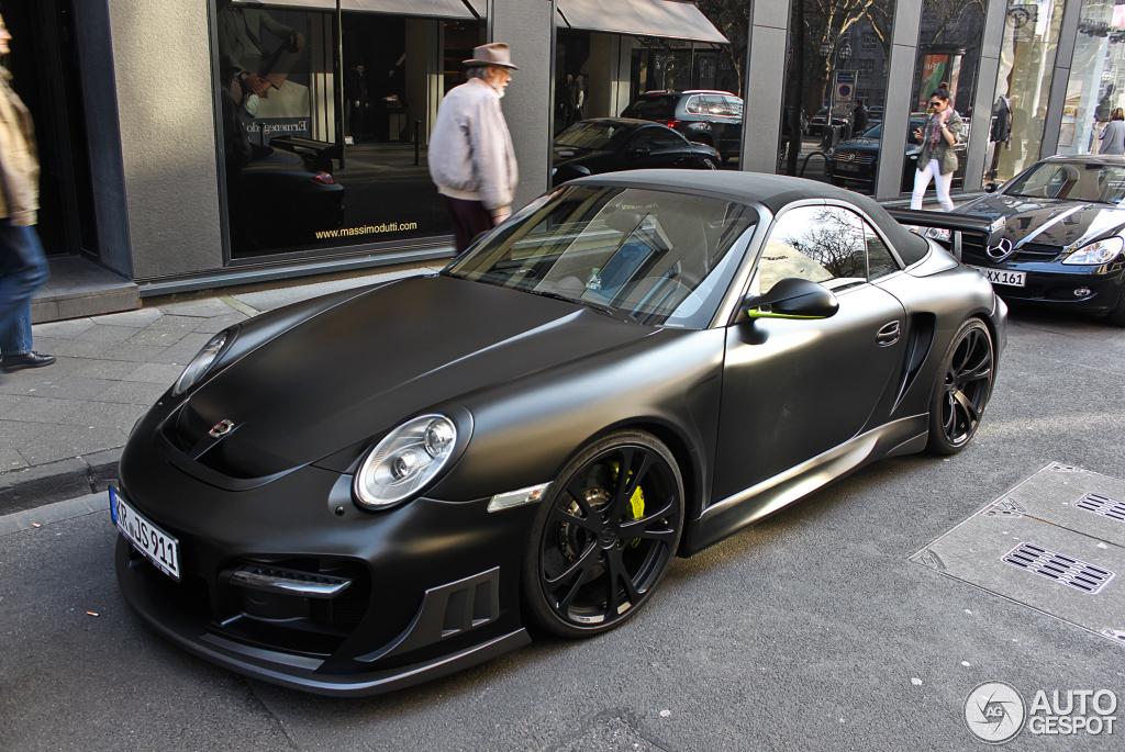 Porsche Gt Matte Black Price Car