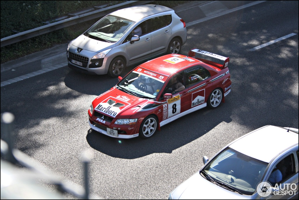 2016 Lancer Evolution >> Mitsubishi Lancer Evolution VII Rally - 25 May 2012 - Autogespot