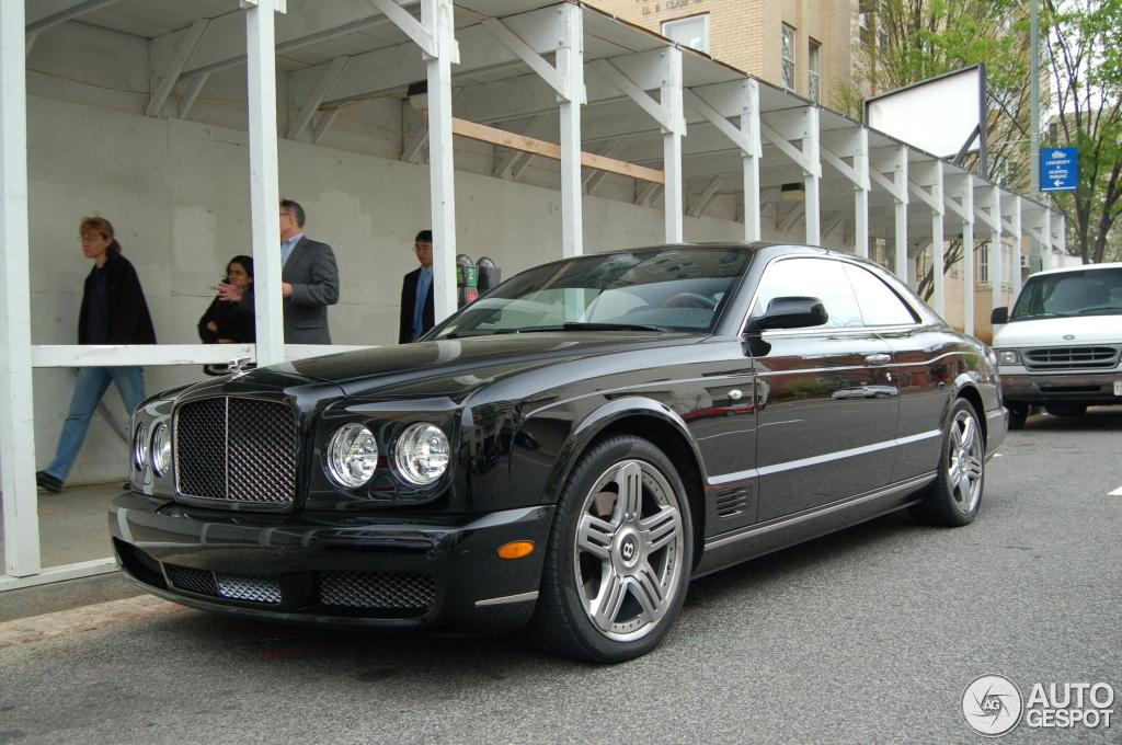 2012 Bentley Brooklands ii (550) – pictures, information and specs ...