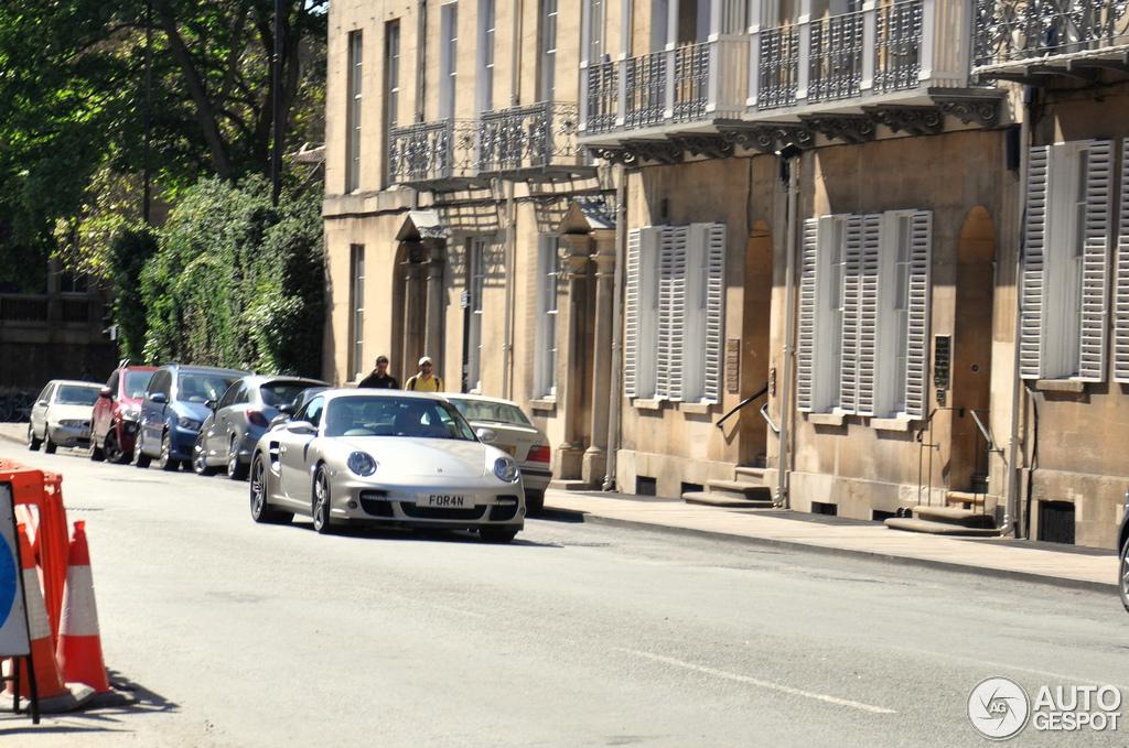 Porsche 997 Turbo MkI 2
