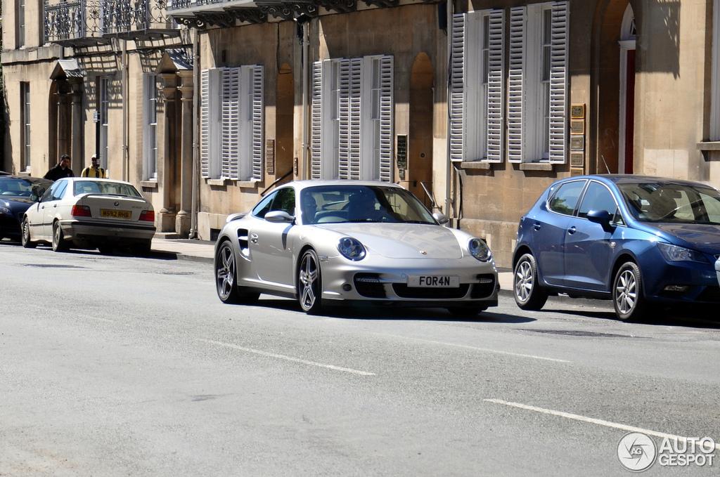 Porsche 997 Turbo MkI 4