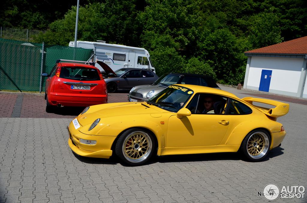 Porsche 993 Carrera Rs 30 Mei 2012 Autogespot