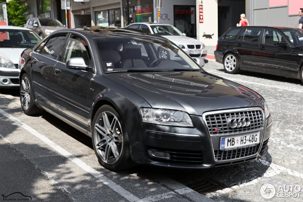 Audi S8 D3 3