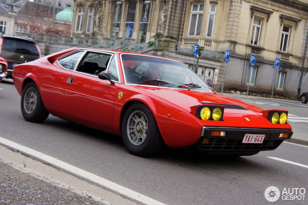 ferrari dino 308 gt4 2 2 8 june 2012 autogespot. Black Bedroom Furniture Sets. Home Design Ideas