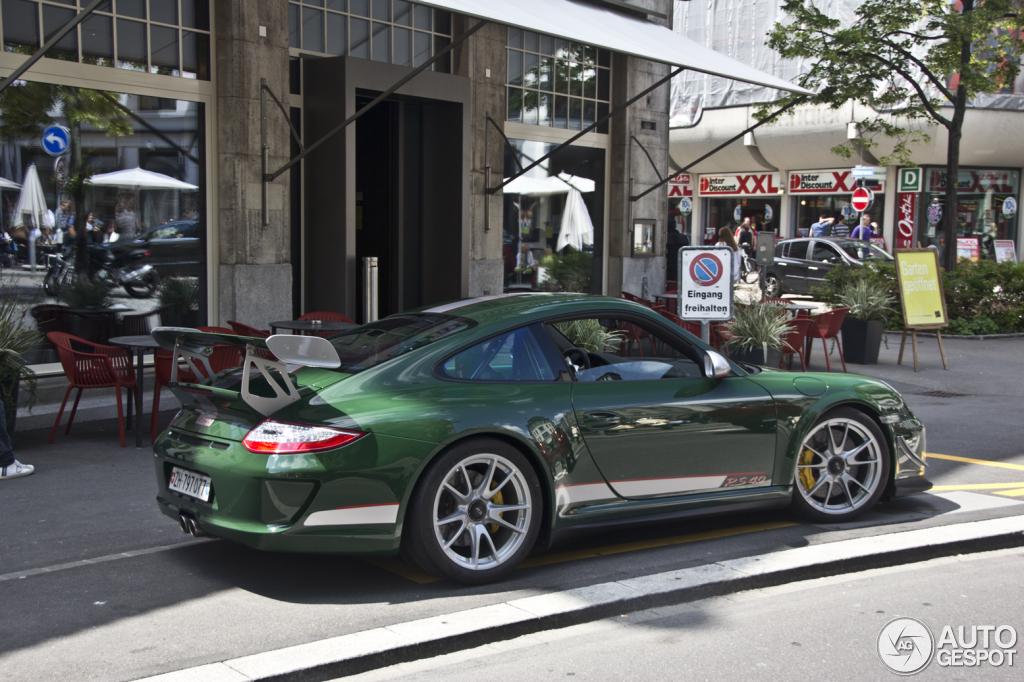 Porsche 997 Gt3 Rs 4 0 9 June 2012 Autogespot
