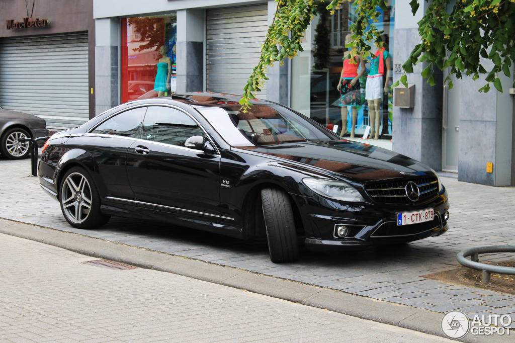 Mercedes-Benz CL 65 AMG C216 10