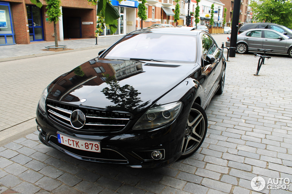 Mercedes-Benz CL 65 AMG C216 2