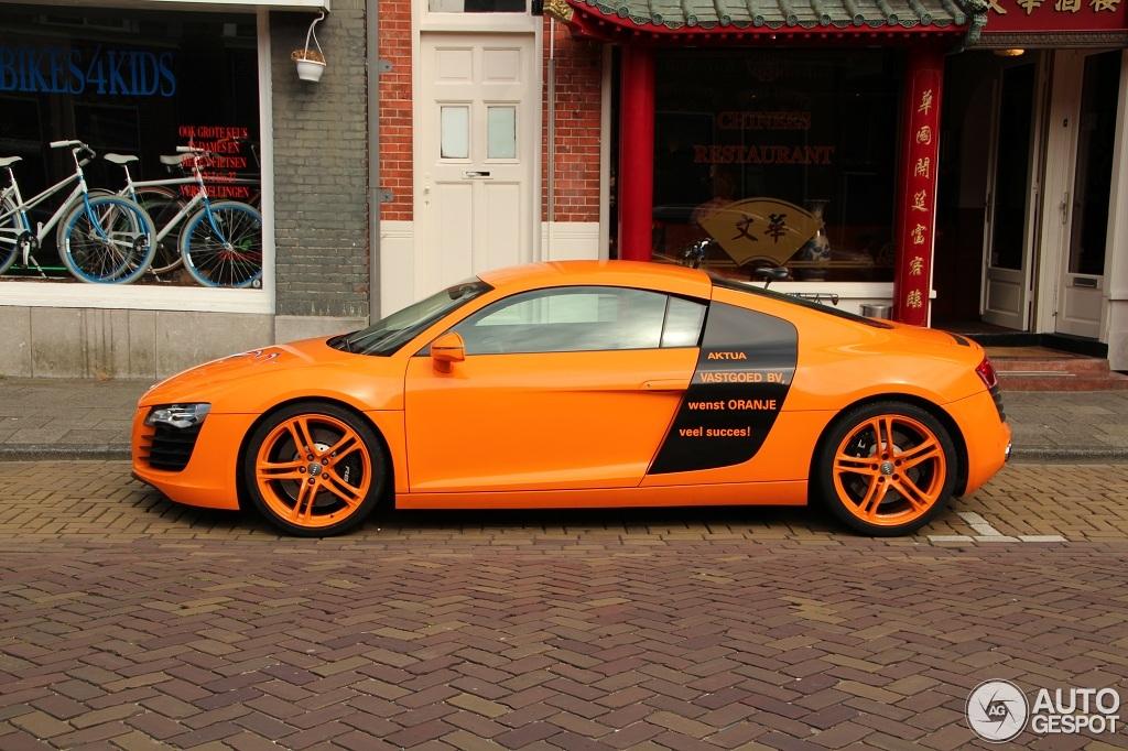 Audi R8 7