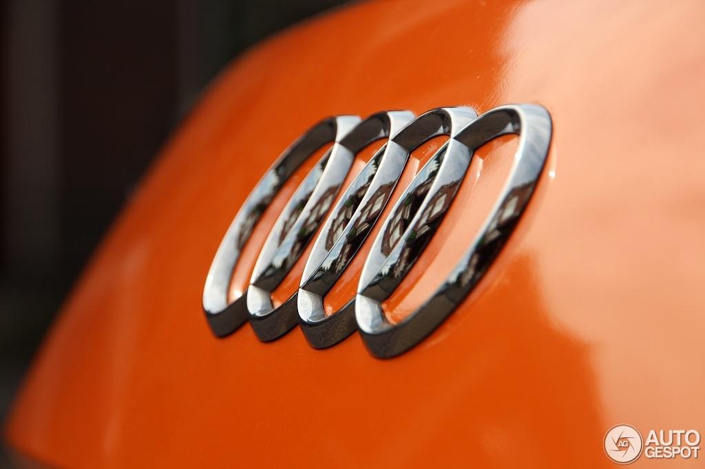 Audi R8 8
