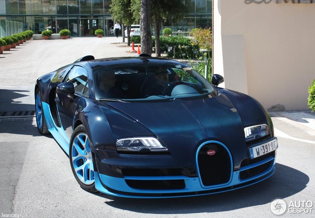 bugatti veyron 16 4 grand sport vitesse 13 junho 2012 autogespot. Black Bedroom Furniture Sets. Home Design Ideas