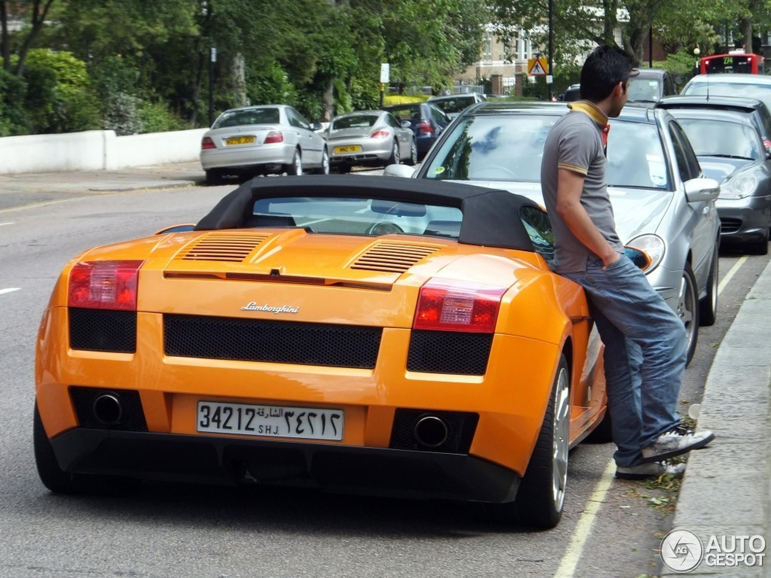 Lamborghini Gallardo Spyder 17 June 2012 Autogespot