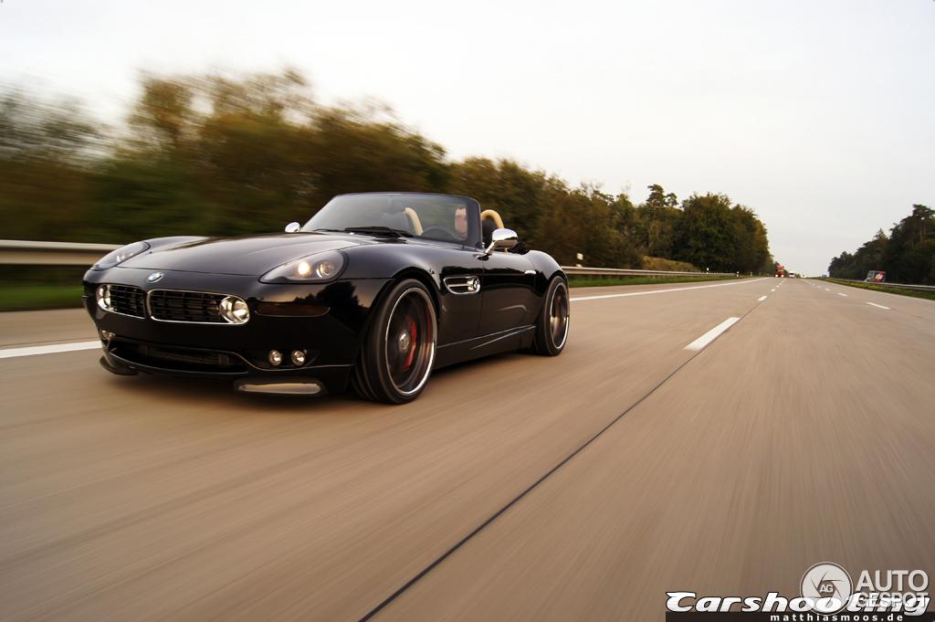 Bmw G Power Z8 20 June 2012 Autogespot