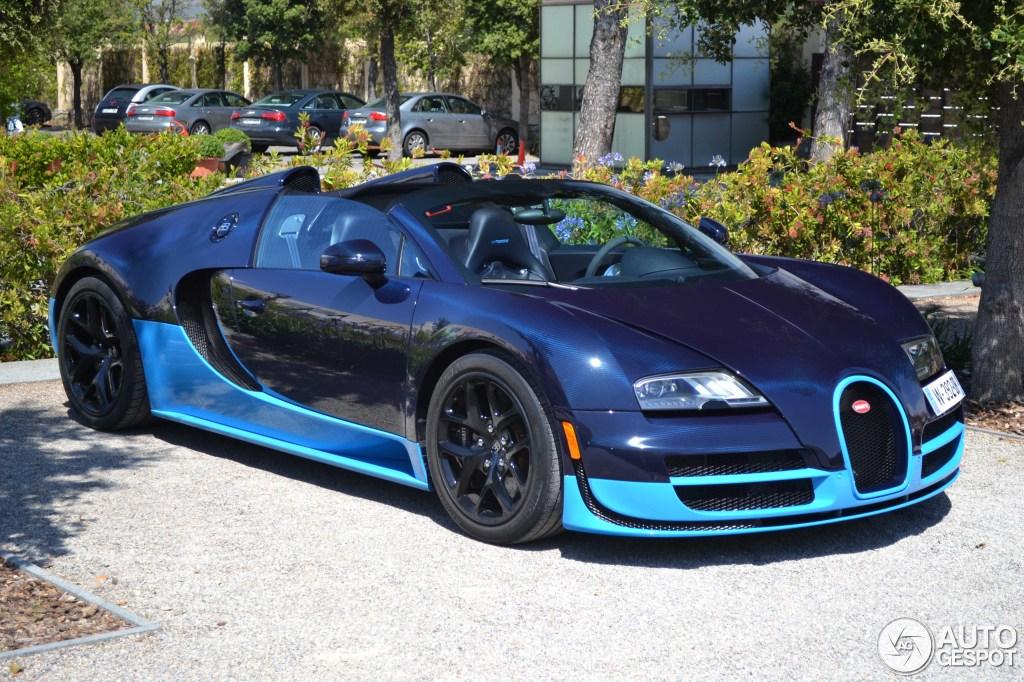 bugatti veyron 16 4 grand sport vitesse 21 junio 2012. Black Bedroom Furniture Sets. Home Design Ideas