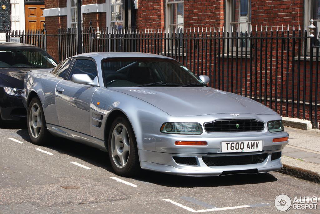 Aston Martin V8 Vantage V600 22 June 2012 Autogespot