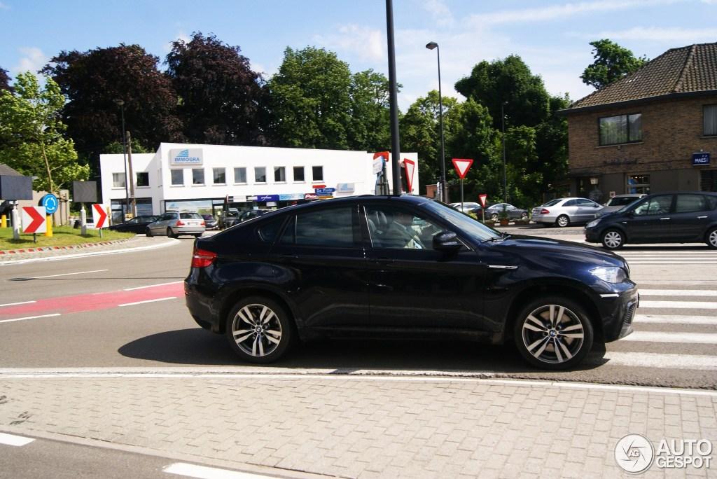 Bmw X6 M 22 Juni 2012 Autogespot