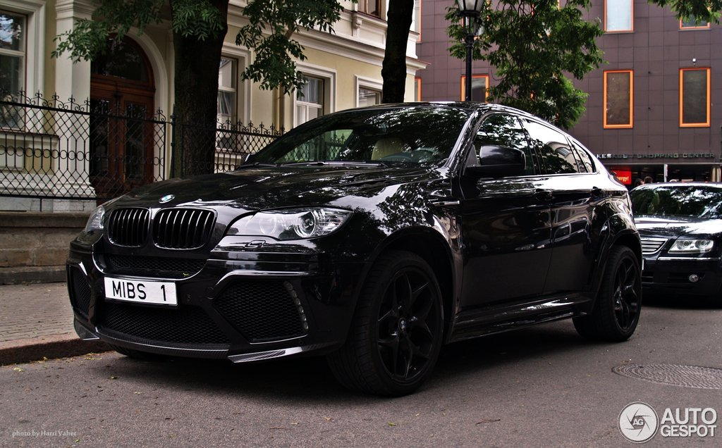 bmw mansory x6 m 25 juin 2012 autogespot. Black Bedroom Furniture Sets. Home Design Ideas