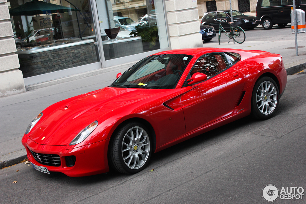 Ferrari 599 GTB Fiorano 5