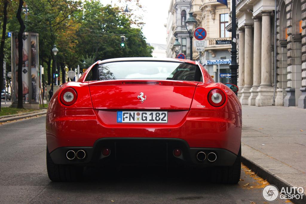 Ferrari 599 GTB Fiorano 6