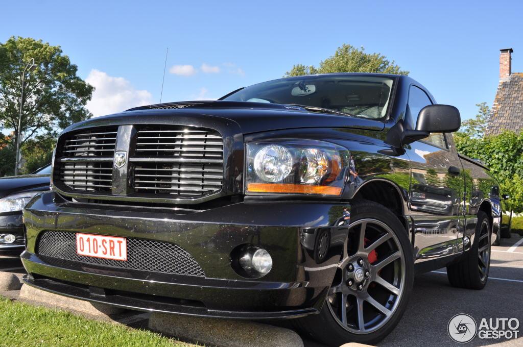 Dodge RAM SRT-10 Night Runner - 1 juli 2012 - Autogespot