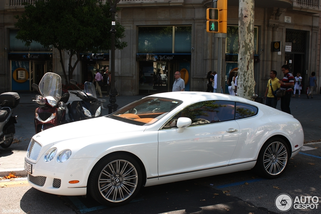 Bentley Continental GT Speed 2