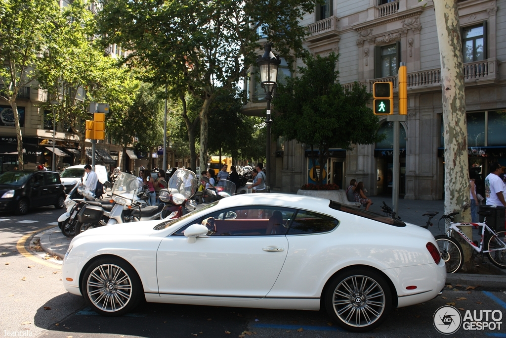Bentley Continental GT Speed 4