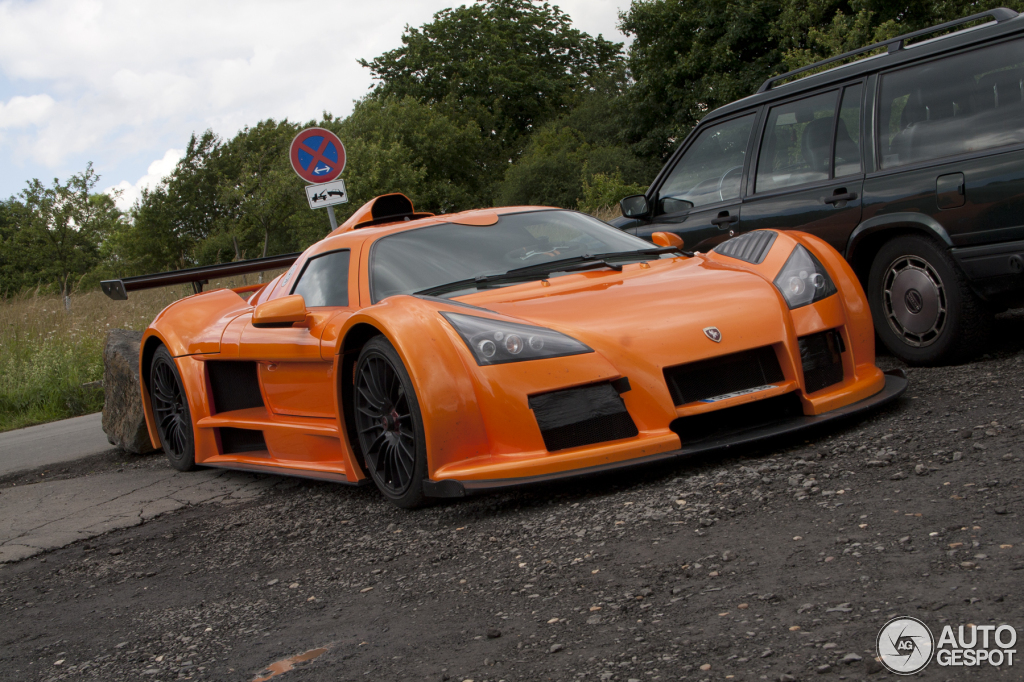 Gumpert Apollo Sport 2
