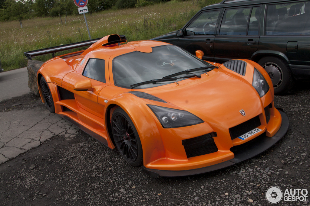 Gumpert Apollo Sport 3