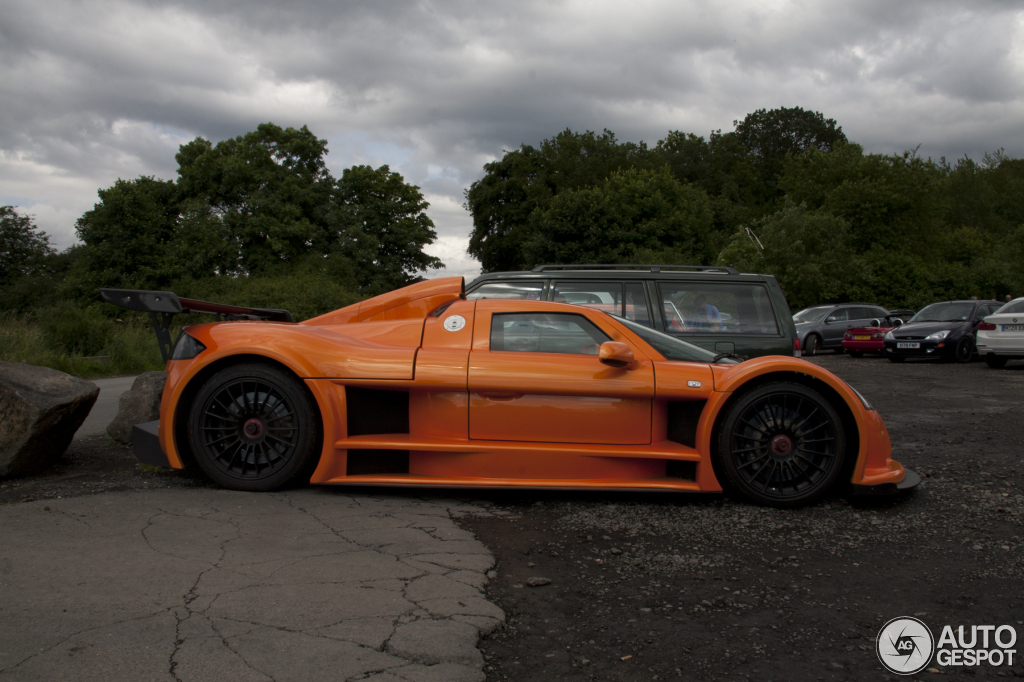 Gumpert Apollo Sport 4