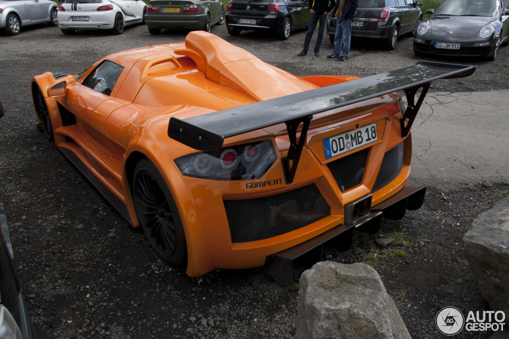 Gumpert Apollo Sport 6