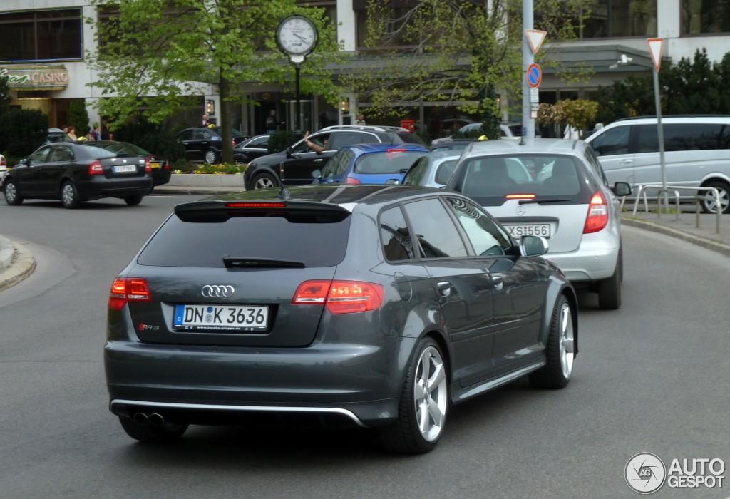 Audi RS3 Sportback 3