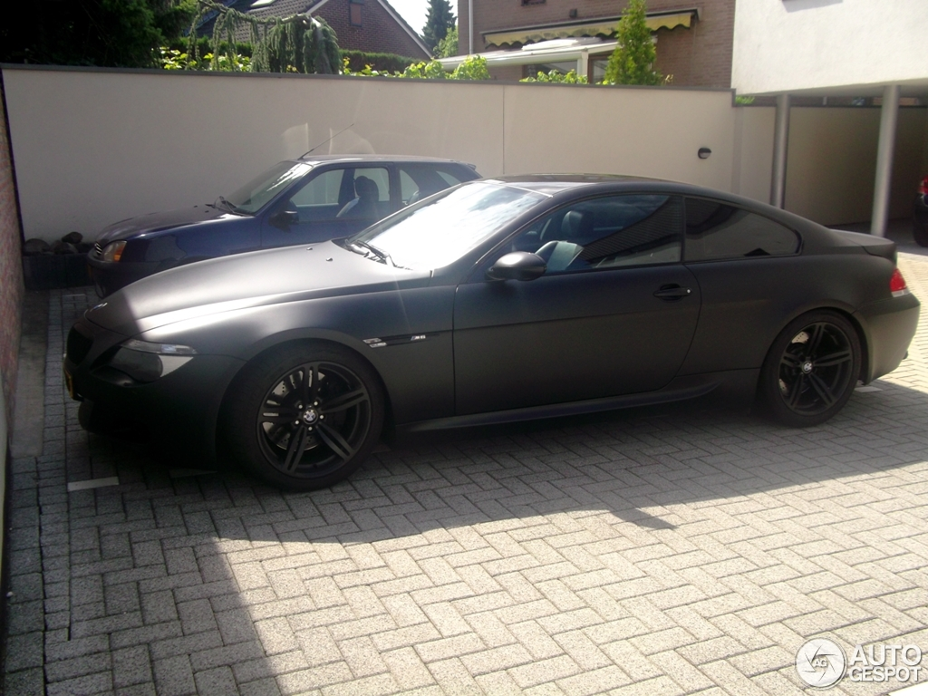 bmw m6 e63 3 july 2012 autogespot. Black Bedroom Furniture Sets. Home Design Ideas