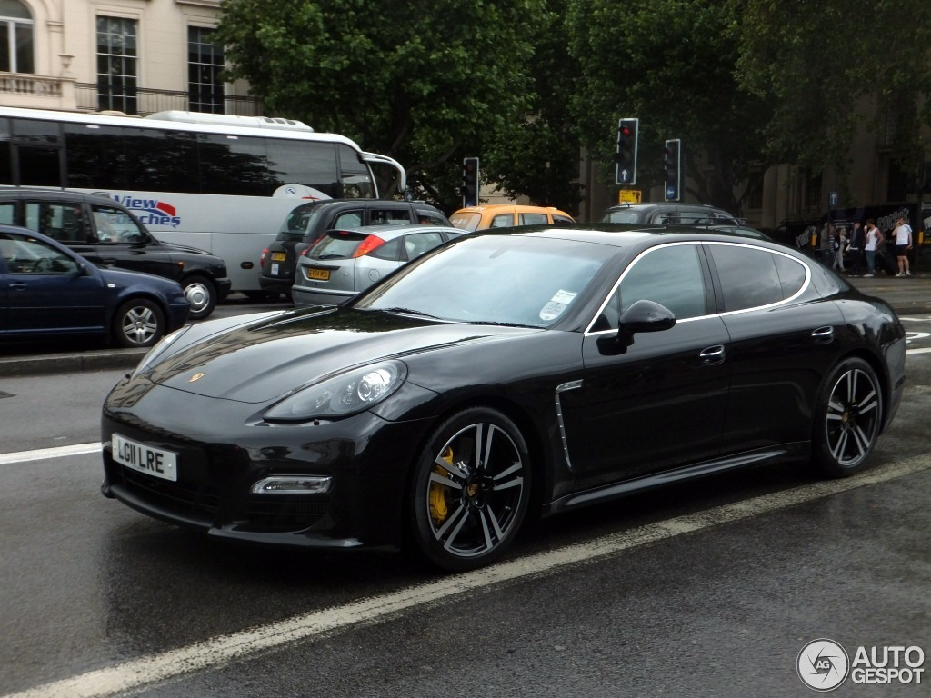 porsche panamera turbo s 7 july 2012 autogespot. Black Bedroom Furniture Sets. Home Design Ideas