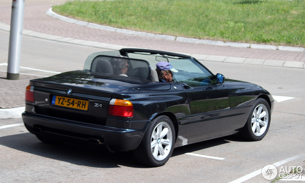 bmw z1 7 juli 2012 autogespot. Black Bedroom Furniture Sets. Home Design Ideas