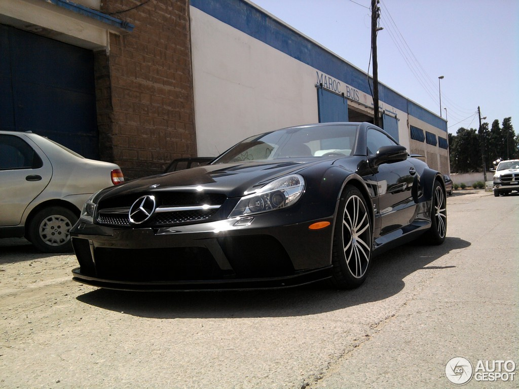 Mercedes-Benz SL 65 AMG Black Series 4