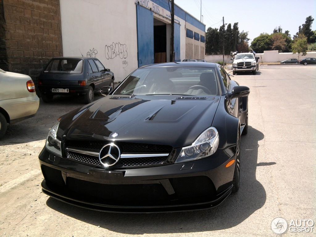 Mercedes-Benz SL 65 AMG Black Series 6