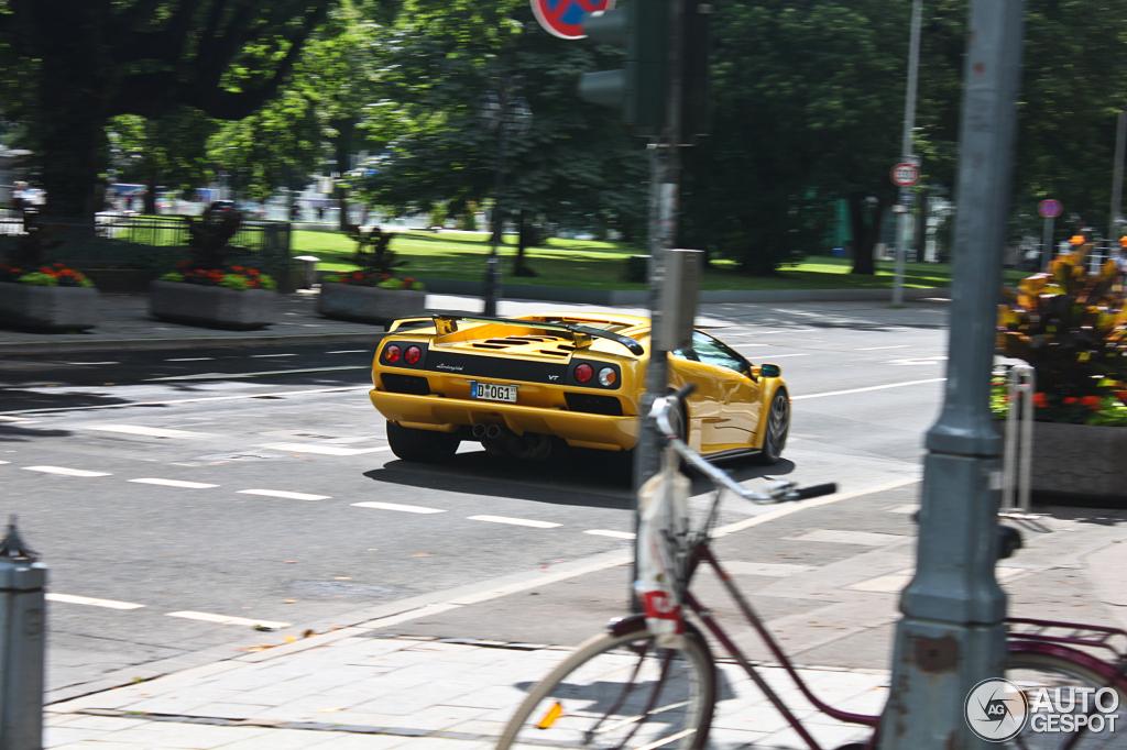Lamborghini Diablo Vt 6 0 10 July 2012 Autogespot