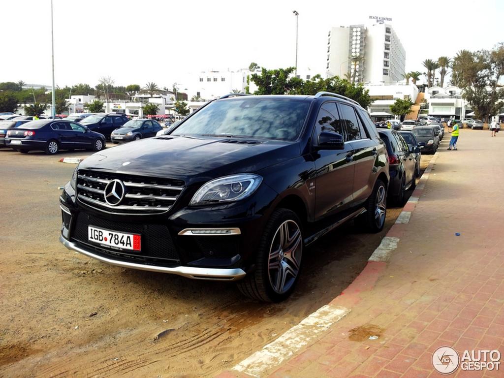 Mercedes benz ml 63 amg w166 14 juli 2012 autogespot for Fred martin mercedes benz