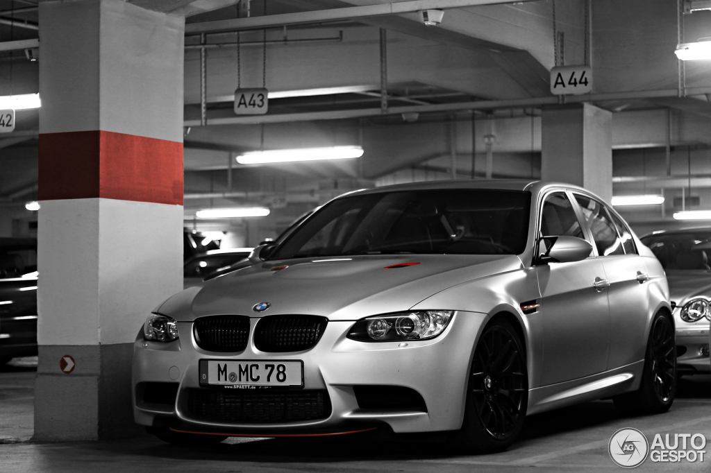 BMW M3 E90 CRT - 16 July 2012 - Autogespot