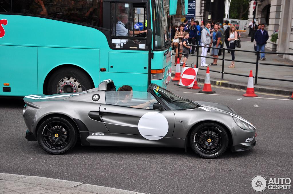 Lotus Elise S1 17 July 2012 Autogespot