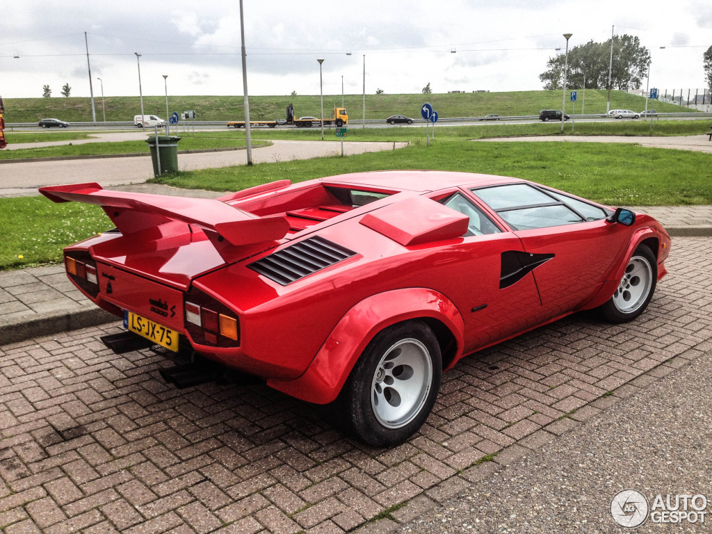 Lamborghini Countach 5000 S 17 July 2012 Autogespot