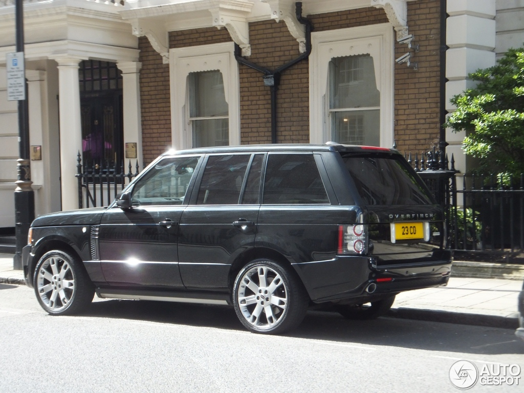 Land Rover Overfinch Range Rover Autobiography - 20 July 2012 ...