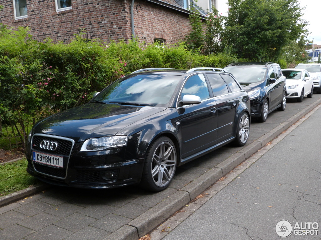 audi rs4 avant b7 21 july 2012 autogespot. Black Bedroom Furniture Sets. Home Design Ideas