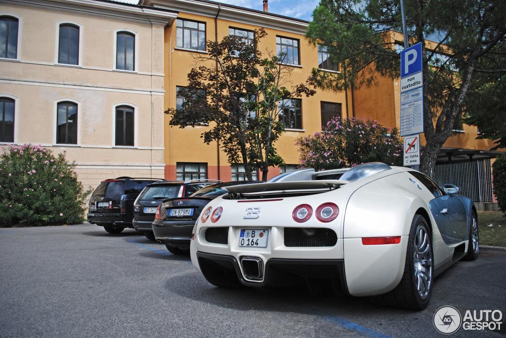 Bugatti Veyron 16.4 8